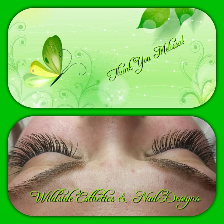 Lashes That Flutter Like A Beautiful Butterfly .....