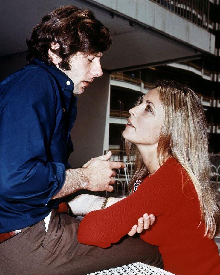 Roman Polanski & Sharon Tate