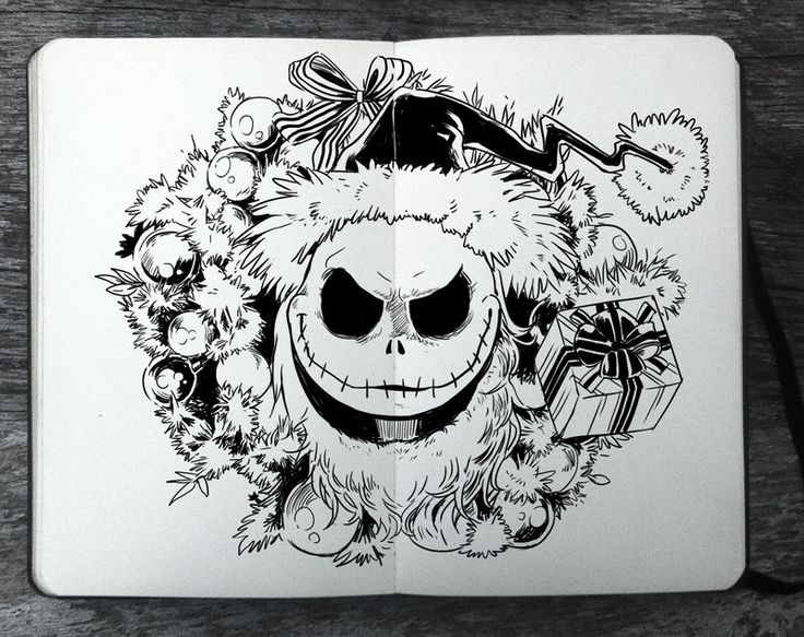337 the nightmare before christmas by picolo kun on deviantart