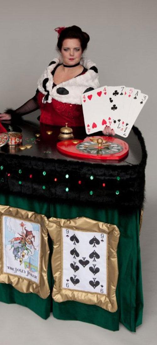 Hartendames Casino Tafel