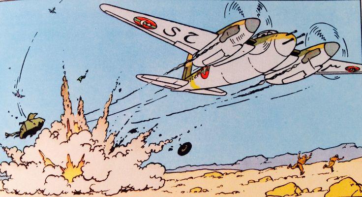Stock de Coque -  Cazabombardero De Havilland DH-98 Mosquito