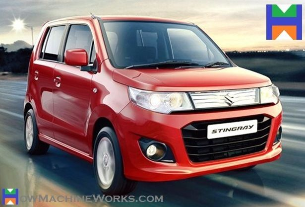 Price in India: Price: ₹ 4.10 - 4.67 lakhs (Ex-showroom)  Competition: Ford Figo, Hyundai i10 and Tata Indica eV2.  Variants: Maruti Suzuki Stingray LXi, Maruti Suzuki Stingray VXi and Maruti Suzuki Stingray VXi (opt)  Design: The Stingray is similar to the Wagon R