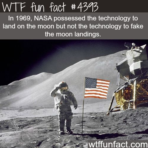 A history of the space race and the moon landing conspiracy theory
