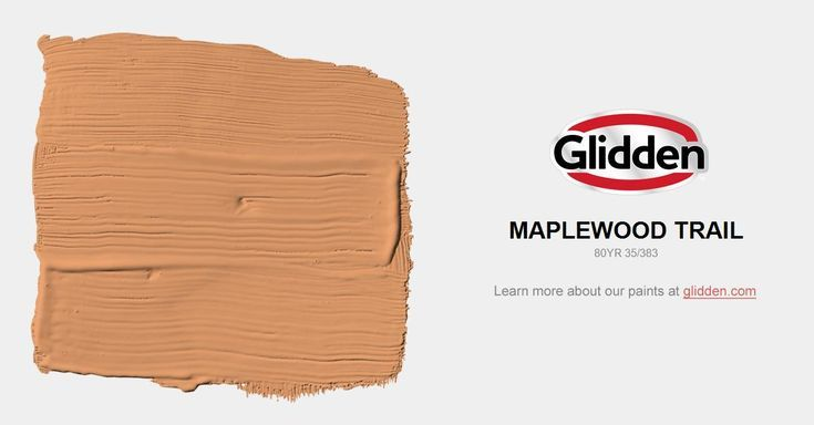 maplewood trail paint color glidden paint colors color colors glidden gliddenpaintcol glidden paint colors glidden paint glidden color pinterest