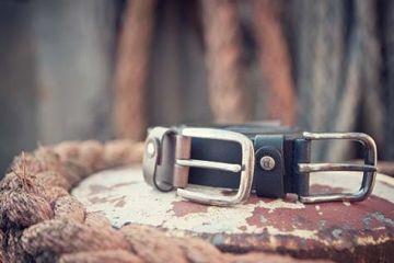 Petrol high quality leather belt #belt #petrolindustries #ss14