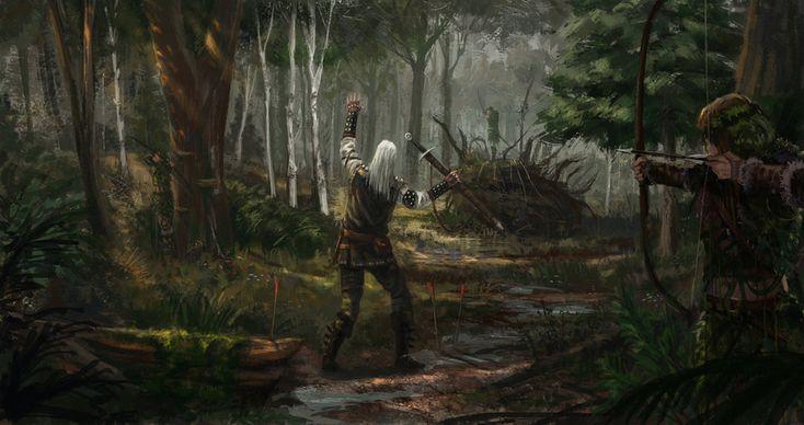 The Sword of Destiny 2 by Afternoon63.deviantart.com on @DeviantArt