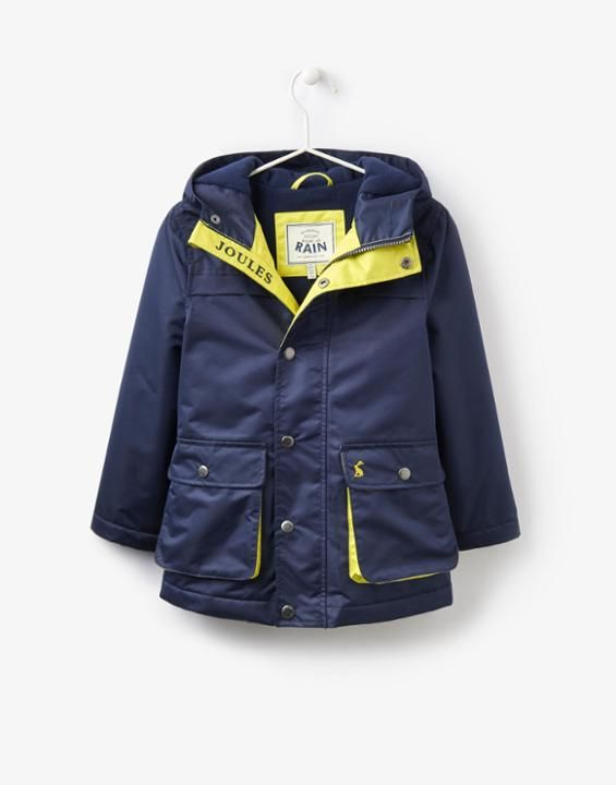 Joules Playground waterproof jacket