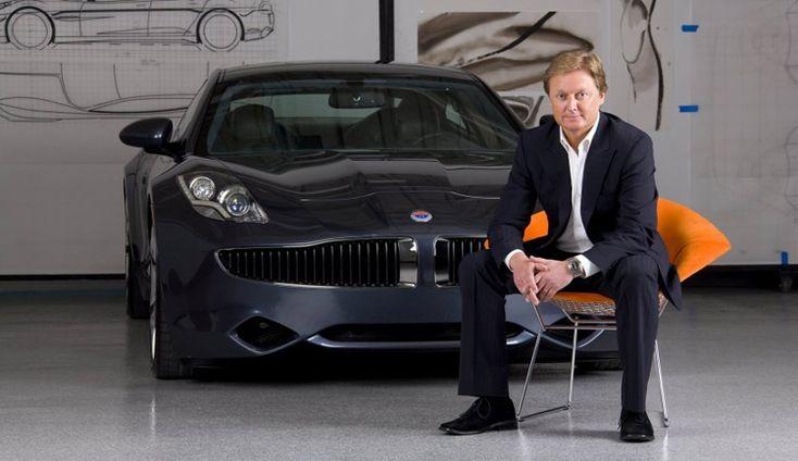 Отец Fisker Karma создаст новые электромобили для конкуренции с Tesla