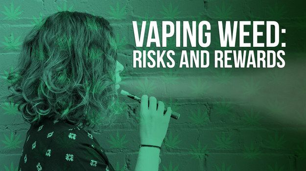 With the stigma of pot on the decline, people are increasingly turning to vaping to get high. Here's what you should know before you inhale.