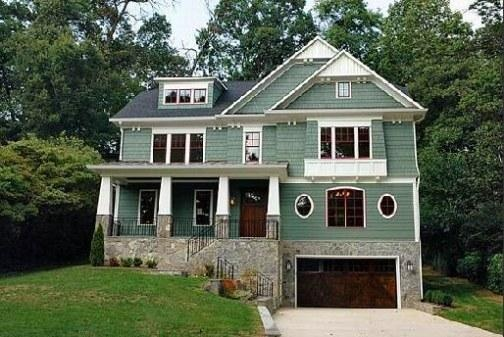 17 best images about garage on pinterest house plans arts and crafts and architecture - House plans with garage below ...