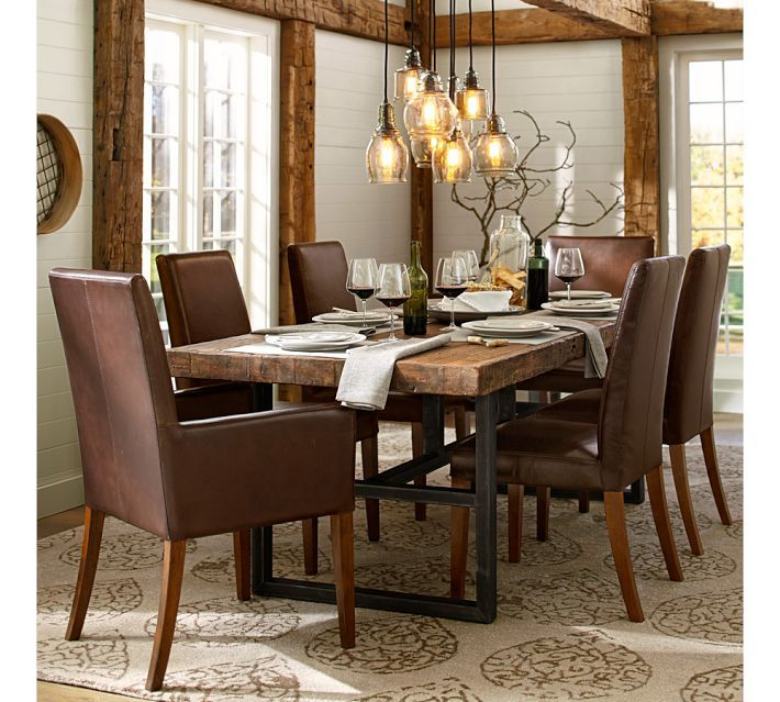 Dining Room Tables Pottery Barn 39 best sitting pretty images on pinterest | kitchen tables