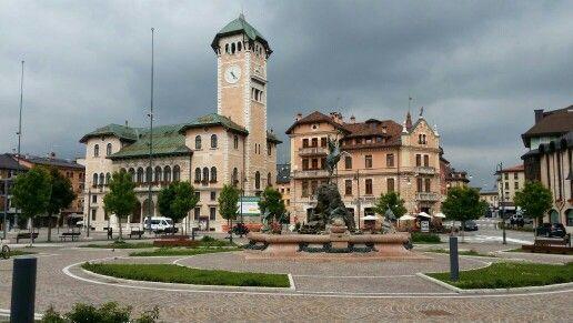 La piazza di Asiago