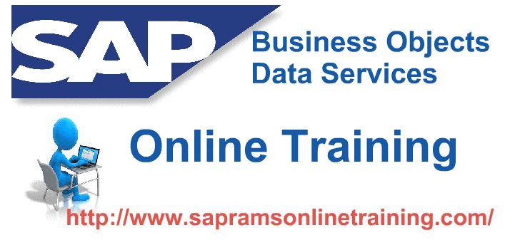 SAP Business Objects Data Services Online Training. More http://sapramsonlinetraining.com/sap-bods-online-training/