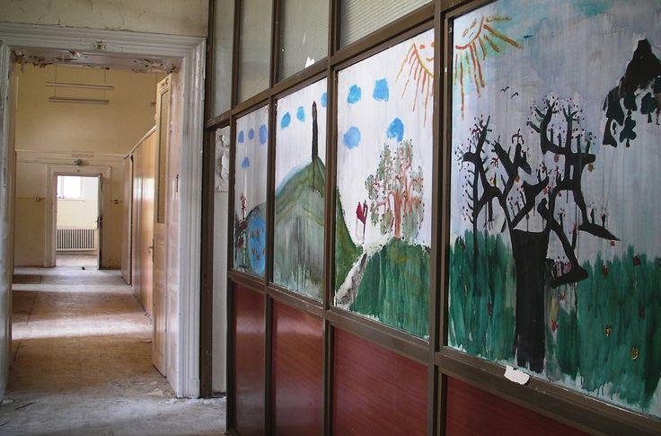 Szellemváros Magyarországon 73. - A Lipótmezei Elmegyógyintézet 3. | Az ...