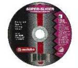 Metabo 655995000 - Type 1, 6 X .045 X 7/8 Slicer Plus Plus Cutting Wheel