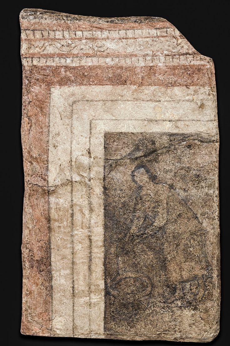 Gli archeologi scoprono quella che potrebbe essere la più antica rappresentazione della Madonna