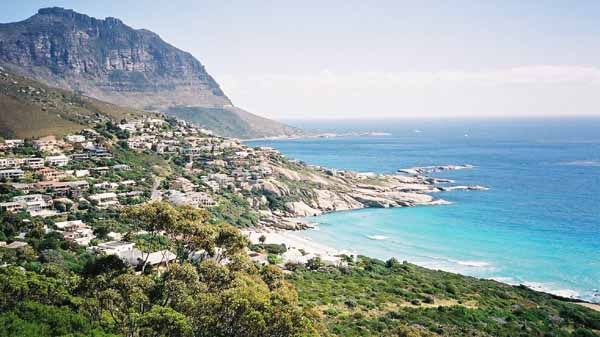 Set at the foot of one of Cape Town's most exclusive suburbs, Llandudno's beach is in the same league as Clifton and Camps Bay.