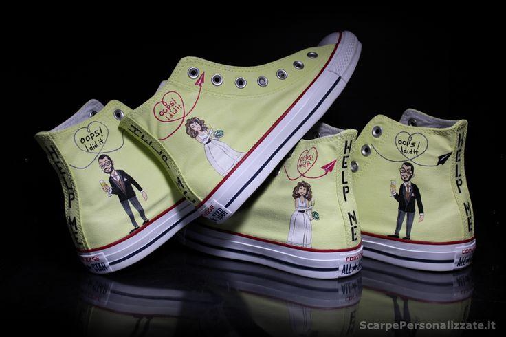 scarpe-personalizzate-regalo-matrimonio-sposo-sposa-4 - Scarpe Personalizzate