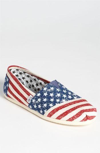 Patriotic TOMS.