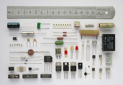 Electronic component - Wikipedia, the free encyclopedia
