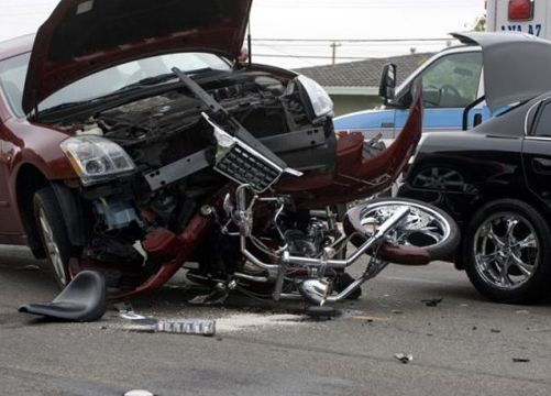 Motorcycles Accidents - San Diego Custom Motorcycles