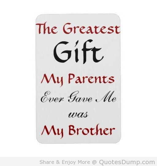 Quotes In Brother: 1000+ Brother Birthday Quotes On Pinterest