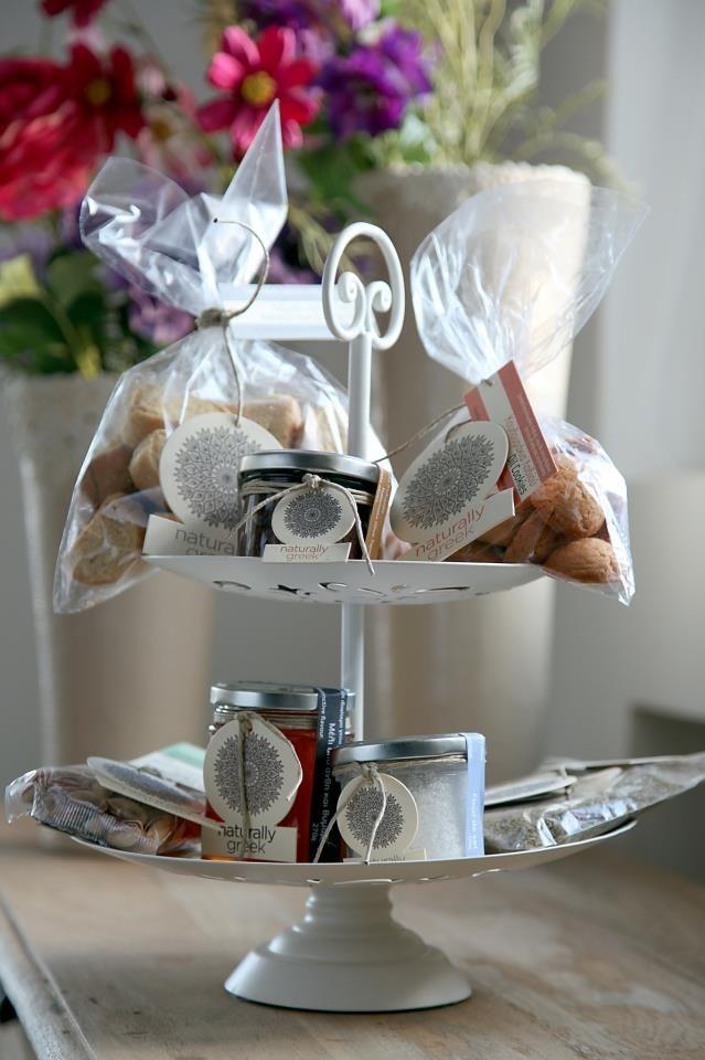 Oil cookies & fleur de sel & Aegina's pistachio nuts