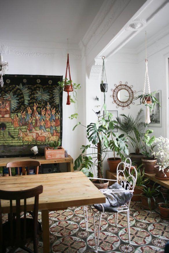 D co appartement hippie d co sphair for Deco appartement 1930