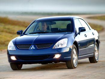 Mitsubishi Verada AWD (KL) '2003–04