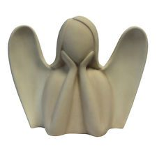 """Francis Gilde Sculpture Engel Büste 30380 """" Rebecca """"  creme Skulptur Figur…"""