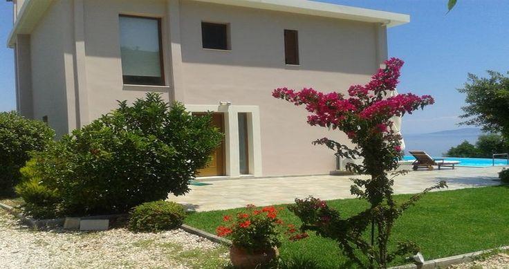 "Welcome to the ""Villa Christina 3"" in Peloponnese, Greece. Your #luxury #villa #rent #greece #greek #island #vacances #grece #mygreekvilla #alouer"