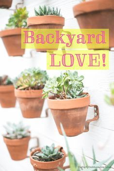 Rethink the look of your backyard with these fabulous garden ideas! | The Party … – Winter Beauty Wonderland