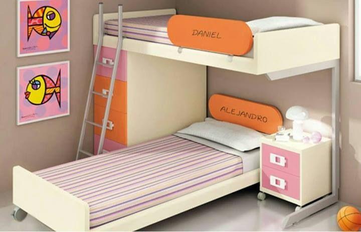 Mejores 14 im genes de camas chicos en pinterest for Camas para chicos