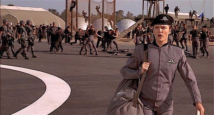 Starship Troopers - Camp Currie
