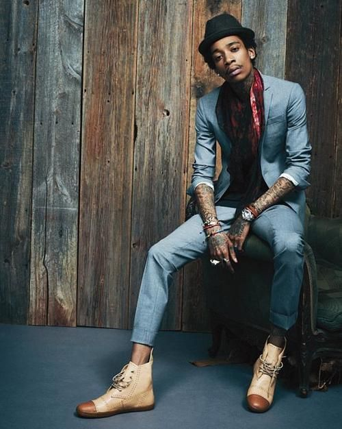 Fashion Arabic Style   Illustration   Description   Wiz Khalifa    – Read More –