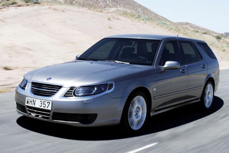 Saab 9-5 Sport Estate