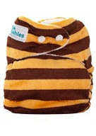 Cushie Tushie Cameleon - the very popular Bumble Bee