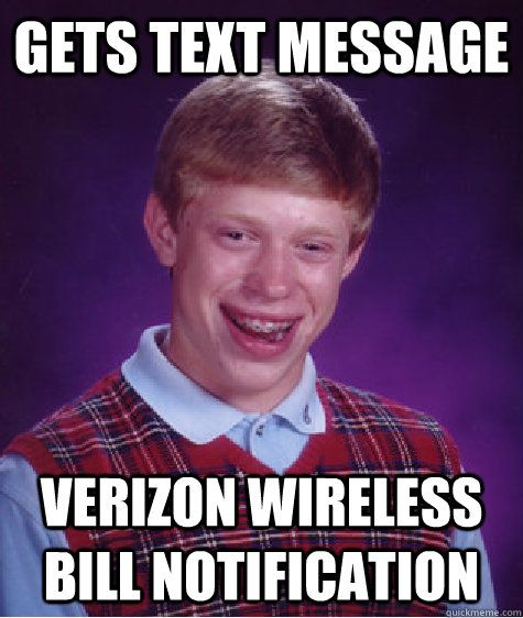 af416e5b0a7eb4908c42121e02d23094 create your own meme bad luck brian 18 best verizon customer service images on pinterest create your
