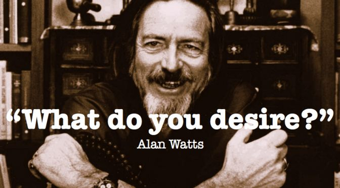 8 Beautifully Insightful Alan Watts Quotes | Spirit Science