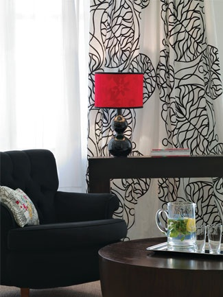6 Fab Ways To Spice Up Your Rooms With Red Try One Today Bright IdeasLiving Room IdeasWhite