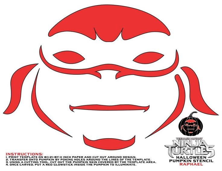 20 best ideas about ninja turtle pumpkin on pinterest small pumpkin carving ideas pumpkin - Delectable picture of accessories for halloween decoration with various spiderman pumpkin stencil ...