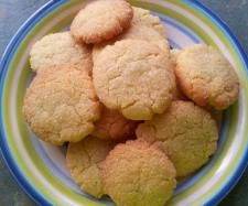 Crisp Coconut Biscuits | Official Thermomix Recipe Community