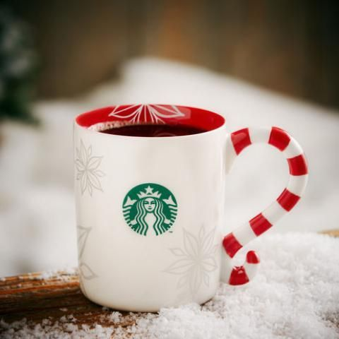 2013 Candy Cane Mug, 12 fl oz | Boutique Starbucks® France (FR)