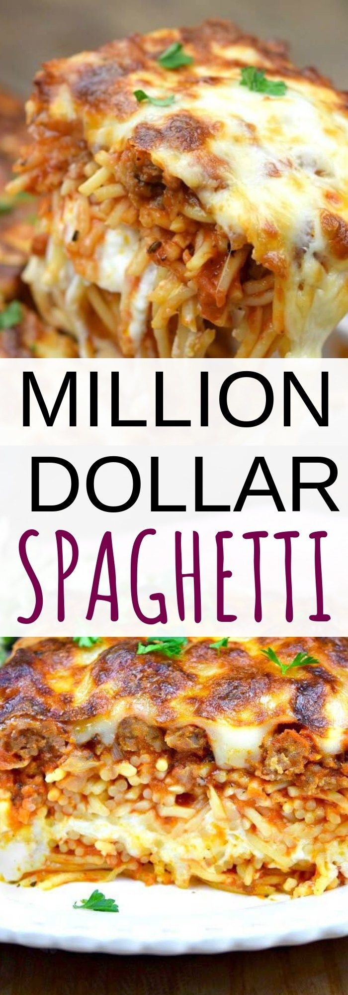 MILLION DOLLAR SPAGHETTI – Net Feed Daily