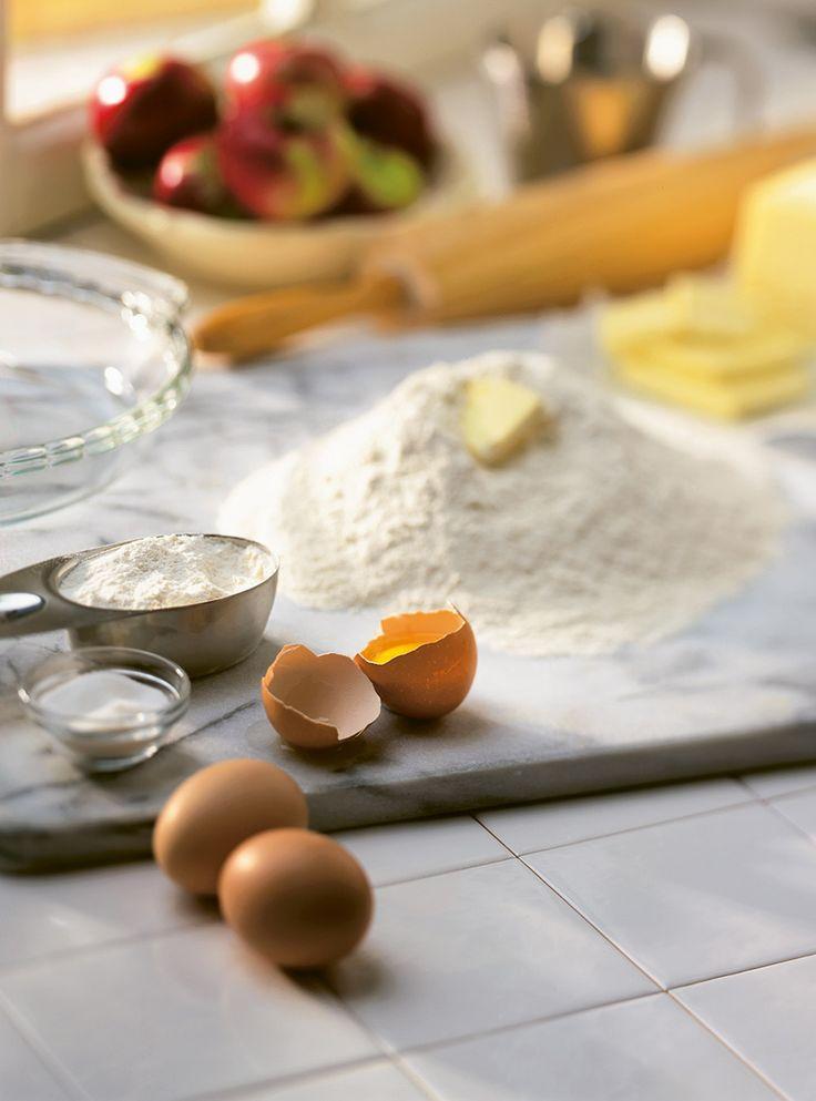 Recette de cake à la crème sure et aux pacanes de Ricardo. Recette de gâteau dessert, pour les lunchs. Ingrédients: pacanes, crème sûre...Au robot, mélanger le sucre, la farine, le beurre et la cannelle.