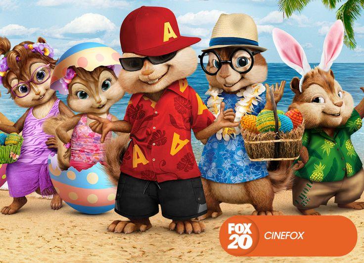 Brincando a bordo de um cruzeiro, os Esquilos e as Esquiletes acidentalmente caem no mar e acabam abandonados em um paraíso tropical. Alvin e os Esquilos 3 - Domingo, 27 de abril, 22H #EuCurtoFOX Confira conteúdo exclusivo no www.foxplay.com