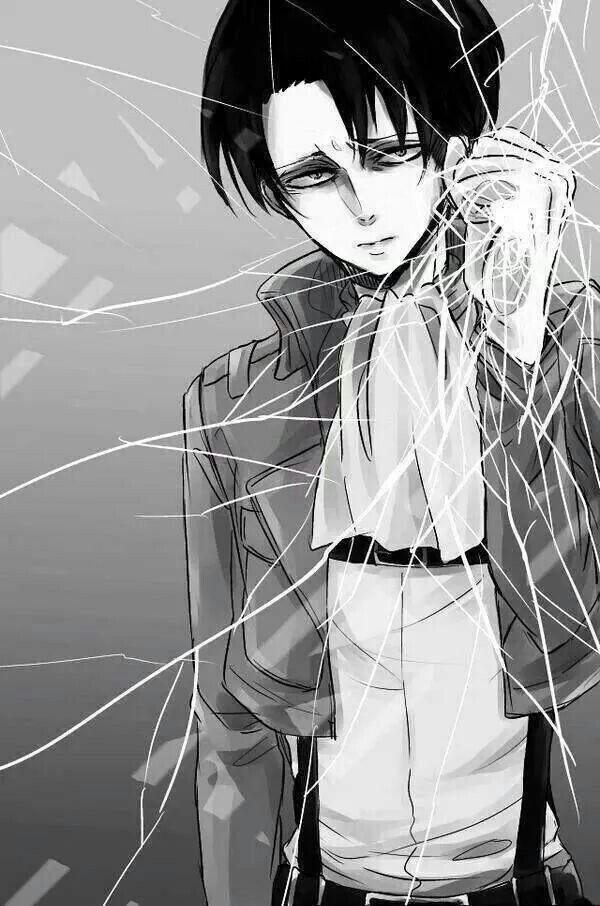 Levi Ackermann Shingeki No Kyojin Fond D Ecran Dessin Fond D Ecran Anime Fond Ecran Anime Gratuit