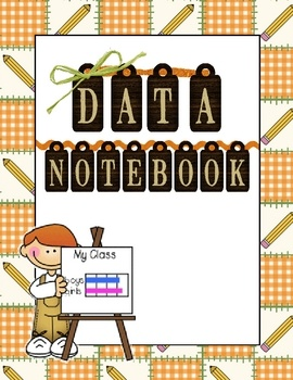 The 45 page collection of data will encourage student participation and accountability in learning goals.  I've included a Student Notebook Cover, ...