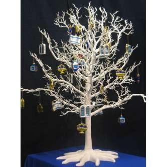 Chanukah tree.