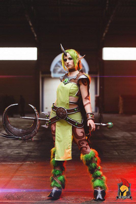 Soraka - League of Legend - LoL - Riot Games - Support - Cosplay